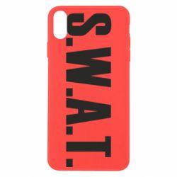 Чехол для iPhone Xs Max S.W.A.T.