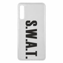 Чехол для Samsung A7 2018 S.W.A.T.