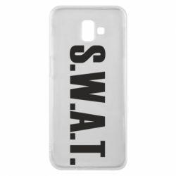 Чехол для Samsung J6 Plus 2018 S.W.A.T.