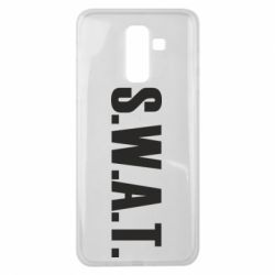 Чехол для Samsung J8 2018 S.W.A.T.