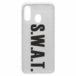 Чехол для Samsung A40 S.W.A.T.