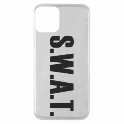 Чехол для iPhone 11 S.W.A.T.
