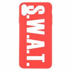 Чехол для iPhone X/Xs S.W.A.T.