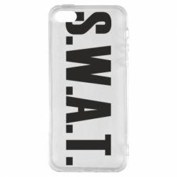 Чехол для iPhone5/5S/SE S.W.A.T.