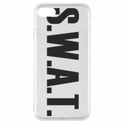 Чехол для iPhone 8 S.W.A.T.