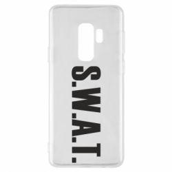 Чехол для Samsung S9+ S.W.A.T.