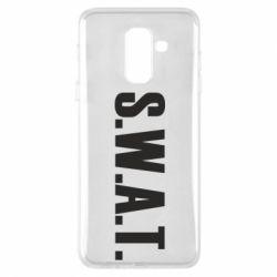 Чехол для Samsung A6+ 2018 S.W.A.T.