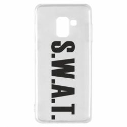 Чехол для Samsung A8 2018 S.W.A.T.