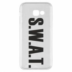 Чехол для Samsung A5 2017 S.W.A.T.