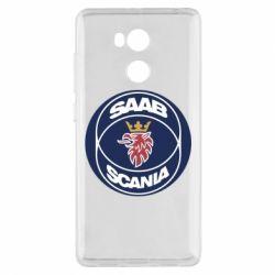 Чехол для Xiaomi Redmi 4 Pro/Prime SAAB Scania