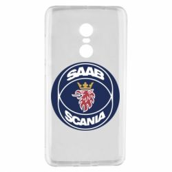 Чехол для Xiaomi Redmi Note 4 SAAB Scania
