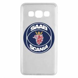 Чехол для Samsung A3 2015 SAAB Scania