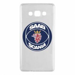 Чехол для Samsung A7 2015 SAAB Scania