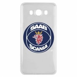 Чехол для Samsung J7 2016 SAAB Scania