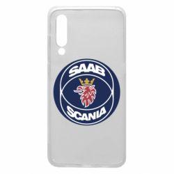 Чехол для Xiaomi Mi9 SAAB Scania