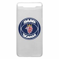 Чехол для Samsung A80 SAAB Scania