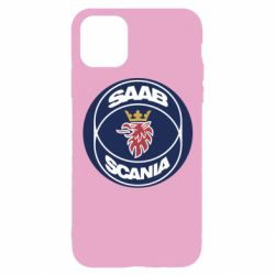 Чехол для iPhone 11 Pro SAAB Scania