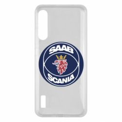 Чохол для Xiaomi Mi A3 SAAB Scania