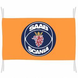 Флаг SAAB Scania