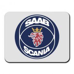 Коврик для мыши SAAB Scania