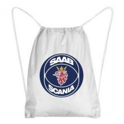 Рюкзак-мешок SAAB Scania