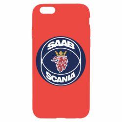 Чехол для iPhone 6/6S SAAB Scania