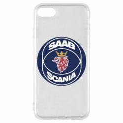 Чехол для iPhone 7 SAAB Scania