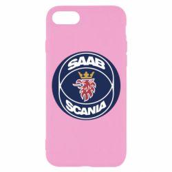 Чехол для iPhone 8 SAAB Scania