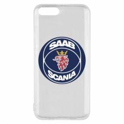 Чехол для Xiaomi Mi6 SAAB Scania