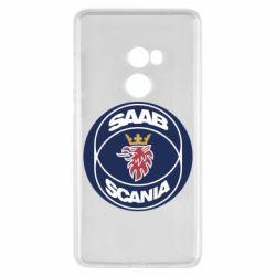 Чехол для Xiaomi Mi Mix 2 SAAB Scania