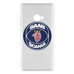 Чехол для Xiaomi Mi Note 2 SAAB Scania