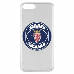 Чехол для Xiaomi Mi Note 3 SAAB Scania