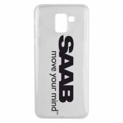 Чохол для Samsung J6 SAAB
