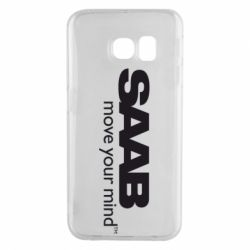 Чохол для Samsung S6 EDGE SAAB