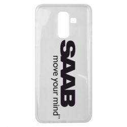 Чехол для Samsung J8 2018 SAAB