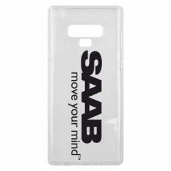 Чохол для Samsung Note 9 SAAB