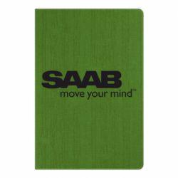 Блокнот А5 SAAB