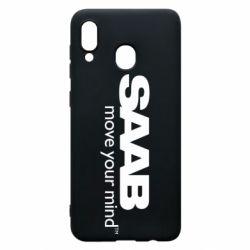 Чохол для Samsung A20 SAAB