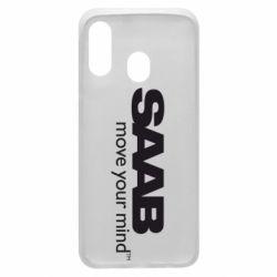 Чехол для Samsung A40 SAAB