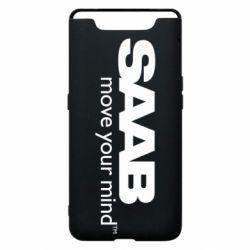 Чохол для Samsung A80 SAAB