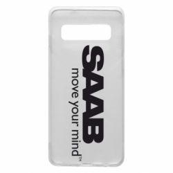 Чехол для Samsung S10 SAAB