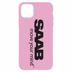 Чехол для iPhone 11 Pro SAAB