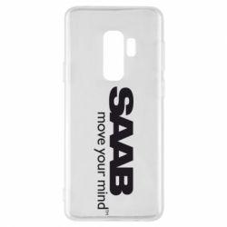 Чехол для Samsung S9+ SAAB