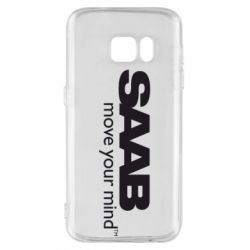 Чехол для Samsung S7 SAAB
