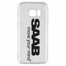 Чохол для Samsung S7 SAAB