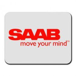 Коврик для мыши SAAB