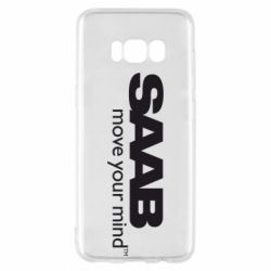 Чехол для Samsung S8 SAAB