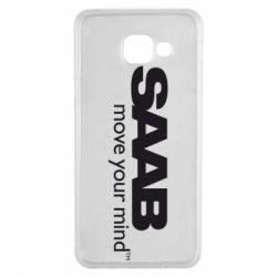 Чохол для Samsung A3 2016 SAAB