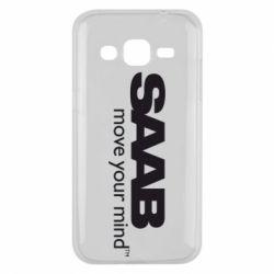 Чехол для Samsung J2 2015 SAAB