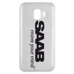 Чохол для Samsung J2 2018 SAAB